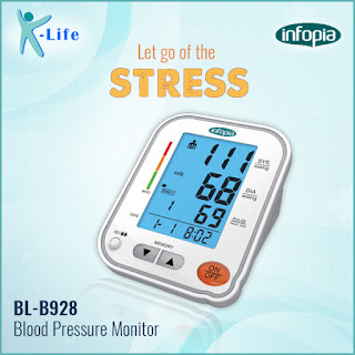 Blood Pressure Monitor Machine - Klifecare