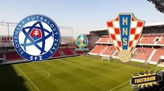 Хорватия - Словакия смотреть онлайн бесплатно 16 ноября 2019 Хорватия - Словакия прямая трансляция в 22:45 МСК.