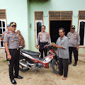 Usai Tangkap 3 Pelaku Curanmor, Anggota Polisi di Kampar Antarkan Motor Kepada Pemiliknya