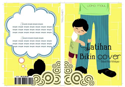 Book Cover karya Lidha Maul