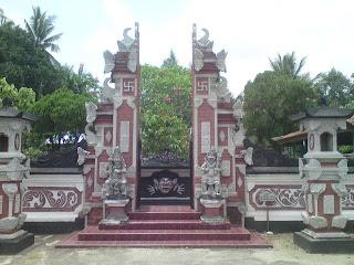 Kampung Bali Di Desa Pegajahan Sumatera Utara Medan Wisata