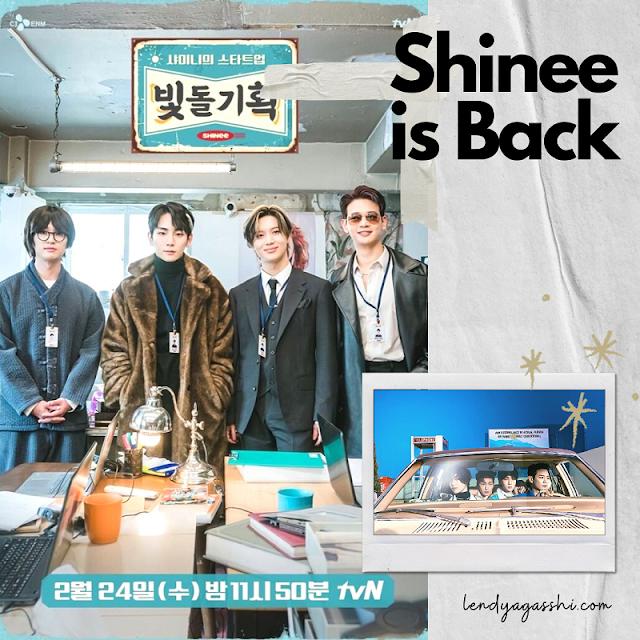 Shinee is Back : Album ke 7