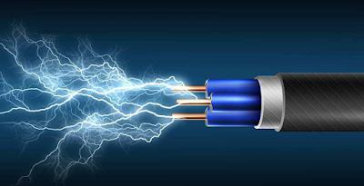 انواع التيارات الكهربيه