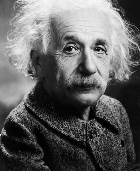 En imágenes: mundo cabezón - Albert Einstein | Ximinia