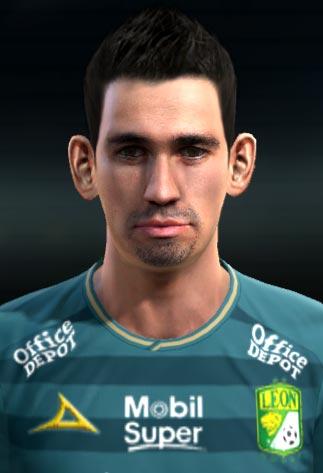 Fernando Navarro Morán Face For PES 2013