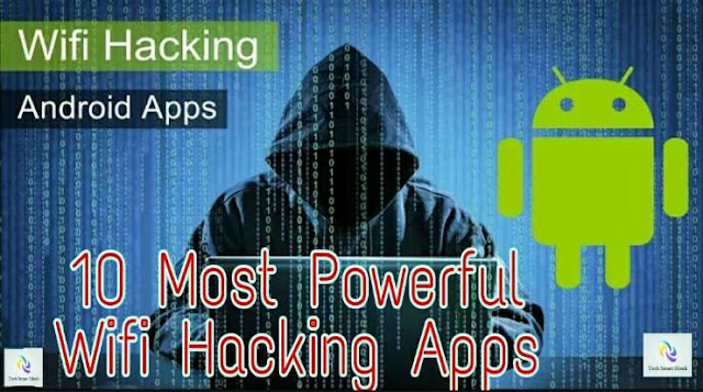 10 Most Powerful Wifi Hacking Apps