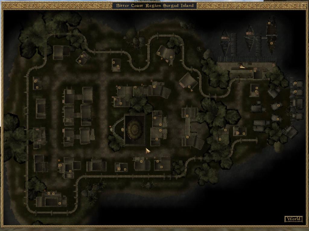 Wolfgar S Elder Scrolls Blog Surgud Island Morrowind Mod