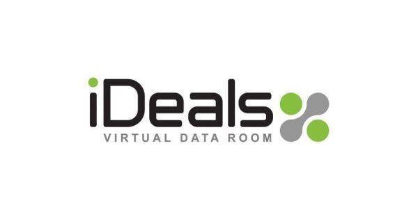 Virtual Data Room IDeals