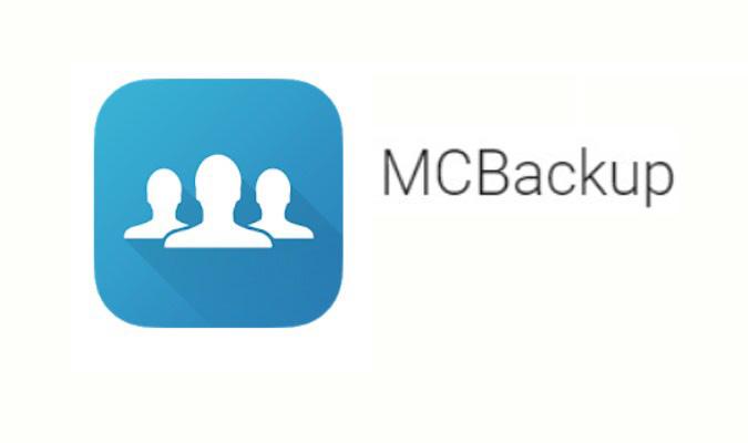Aplikasi Backup Kontak Terbaik tuk Android - MCBackup