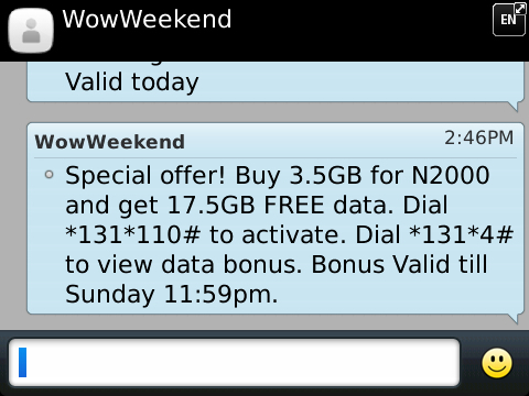 mtn 5gb cheat