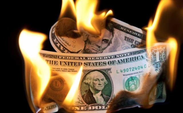Democrats Have A Money Problem