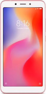 Redmi 6 Rose Gold,Redmi 6