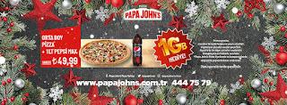 papa john's kampanya ve fırsatları menü fiyat listesi 2021 online sipariş internet hediyeli orta boy menü