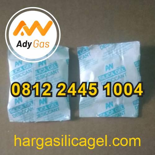 harga silica gel 10 gram, ady gas, ady water, jual silica gel