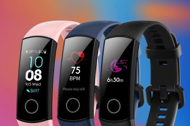 Bracelets portables. Le chinois 'Xiaomi' dépasse 'Apple'