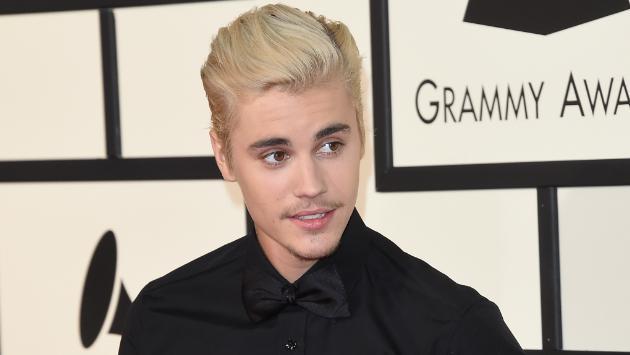 Justin Bieber se disfraza para recorrer las calles de Ámsterdam