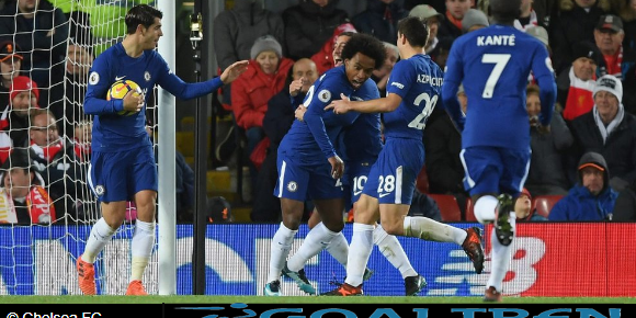 Chelsea have not given up on defending the title