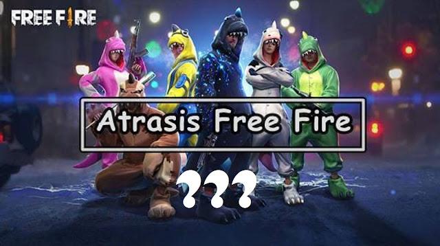 Atrasis Free Fire Diamond Gratis