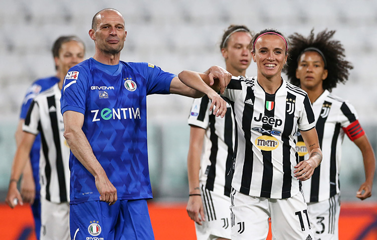 Massimiliano Allegri na korak do povratka u Juventus