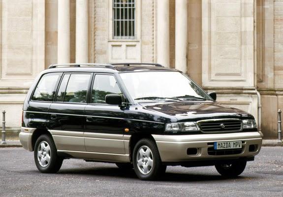 The Ultimate Car Guide Mazda Mpv Generation 1 2 1996 1998