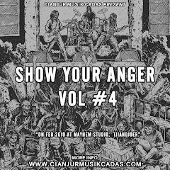 Regulasi Show Your Anger Volume Empat