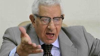 مكرم محمد أحمد، رئيس المجلس الأعلى لتنظيم الإعلام