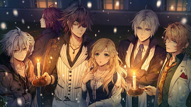 Piofiore Fated Memories Otome Game Review Reverie Wonderland