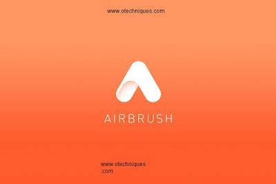 تطبيق  AirBrush الرائع للتعديل علي الصور