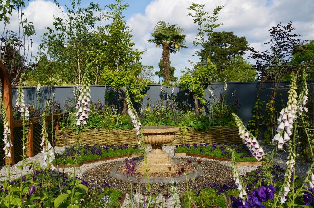 ogrody w irlandii