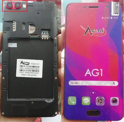 Agtel AG1 Flash File