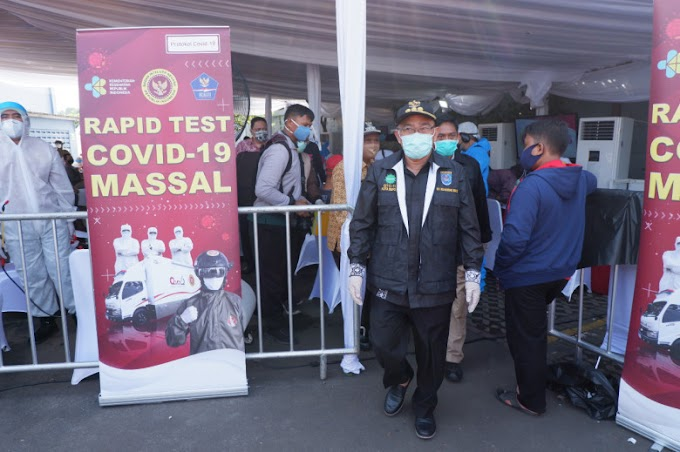 Walikota Janjikan APD Lengkap Buat Nakes RSUD Depok