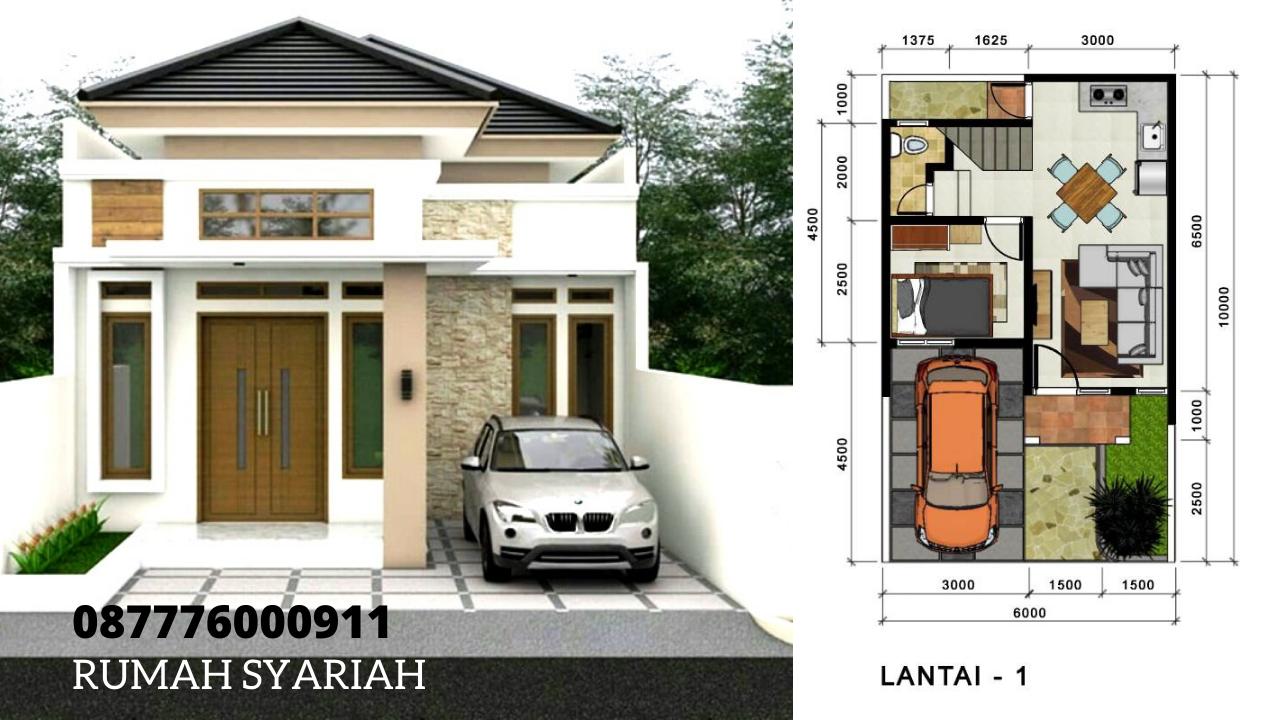 Dijual Rumah Syariah Mewah Terbaik di Pamulang Tangerang Selatan