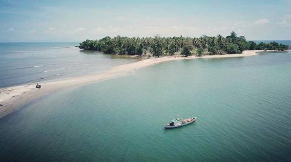 Pulau  Pane, Pulau Yang Unik di Kabupaten Tapanuli Tengah