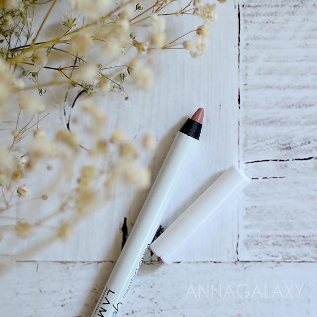 Lamel карандаш для губ long lasting gel lip liner 405 отзыв