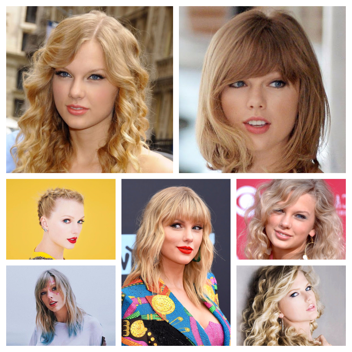 Taylor Swift Hairstyles Star Hairstyles