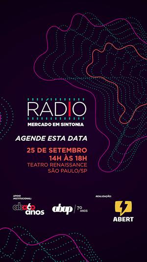 Rádio: Mercado em sintonia