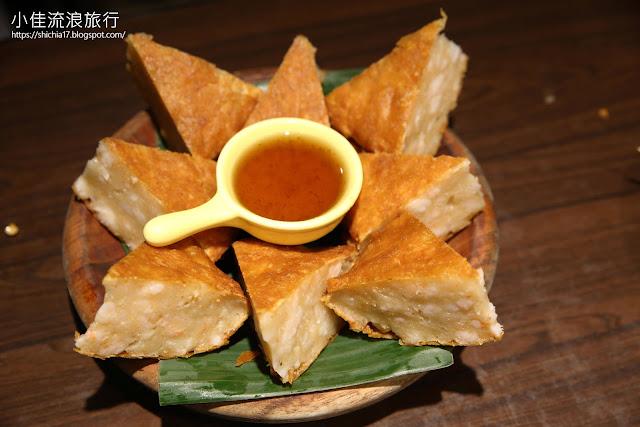 泰獅泰式料理,月亮蝦餅