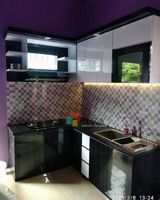 Harga Kitchen Set Surabaya alza interior