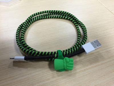 cara melindungi kabel data