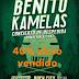 BENITO KAMELAS ANUNCIAN ULTIMO CONCIERTO CON LA FORMACION ACTUAL