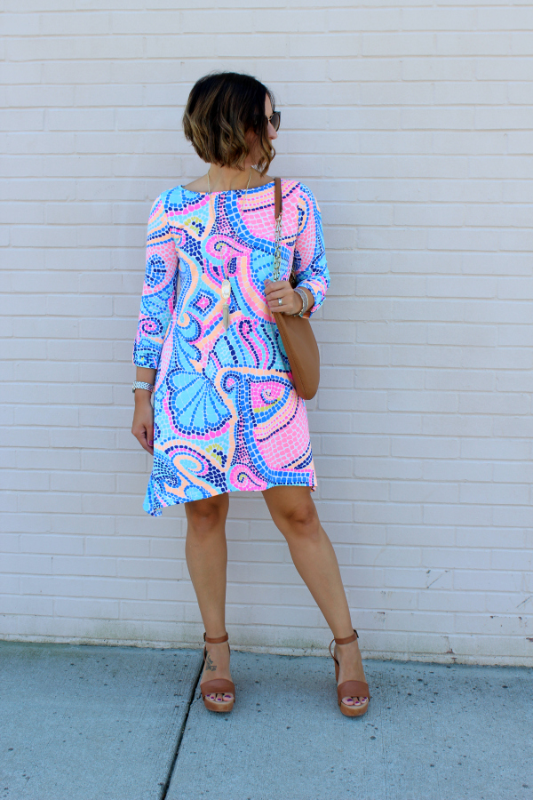 lilly pulitzer, after party sale, preppy style, mom style, style on a budget