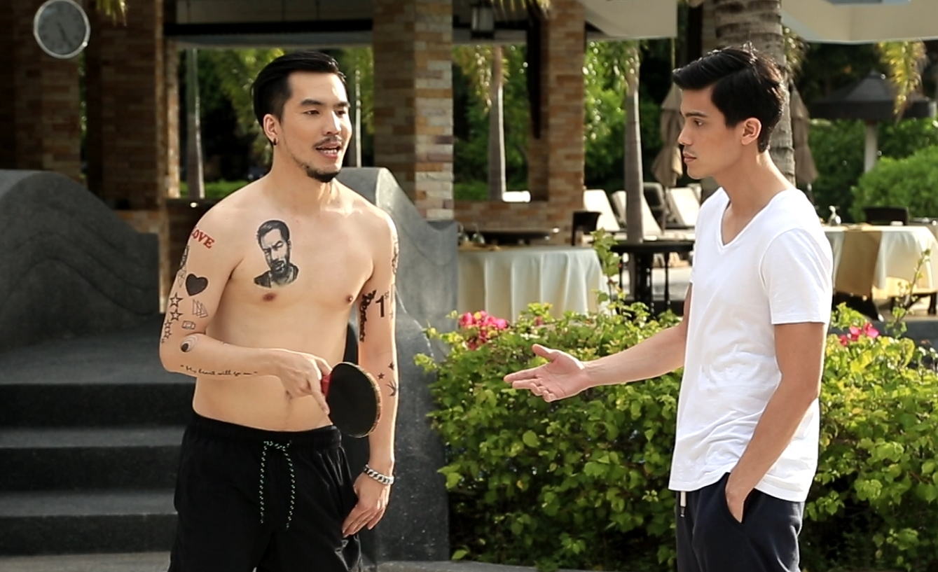 Image result for Mr. Hurt (2017) Thai