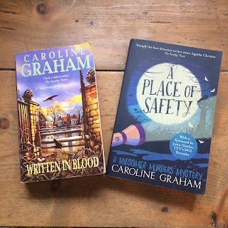 Chief Inspector Barnaby Series by Caroline Graham - Reading, Writing, Booking