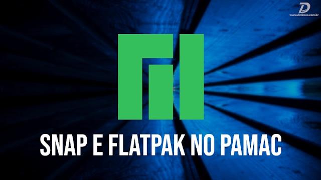 manjaro-ira-adicionar-suporte-a-snaps-e-flatpaks-no-pamac