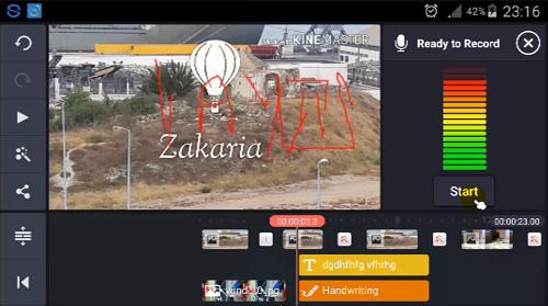 شرح مفصل لتطبيق Kinemaster لتصميم فيديوات إحترافية للأندرويد