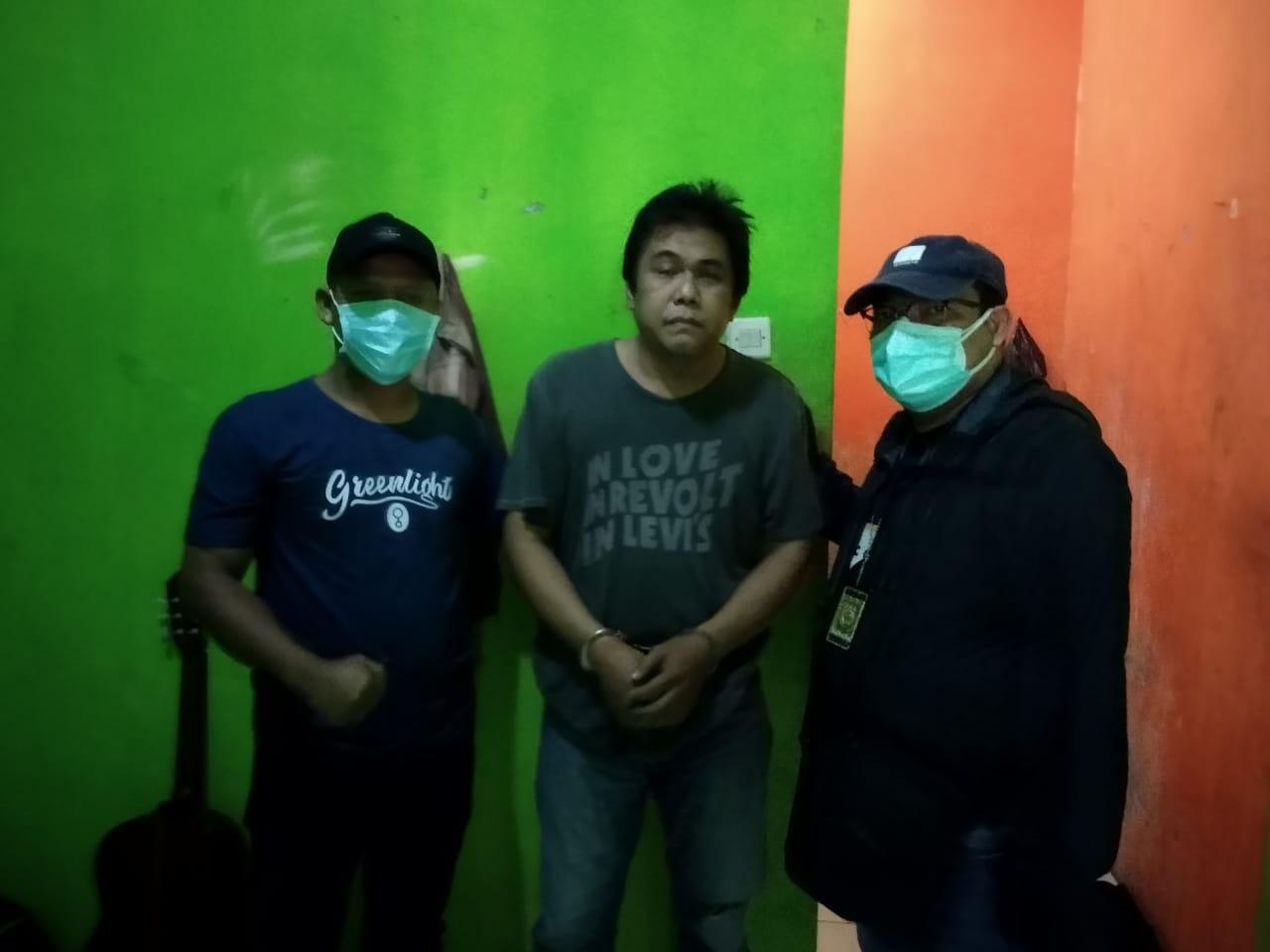 Lari ke Bogor, DPO Kasus Auditorium UIN Jambi Ditangkap Tim Tabur