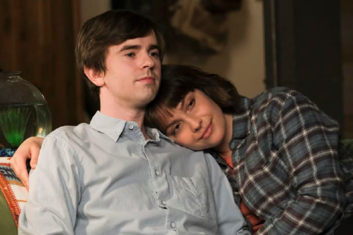 The Good Doctor - Episode 4.18 - Forgive or Forget - Promo, Promotional Photos + Press Release