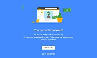 Cara Pemasangan Kode Iklan Google Adsense