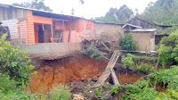 Sinkhole Kembali Terjadi di Dairi