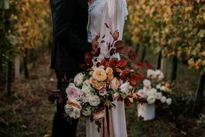 ispirazione matrimonio autunnale